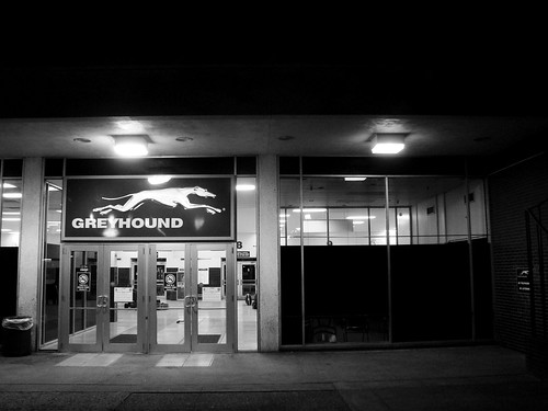 greyhound station, columbus, ohio