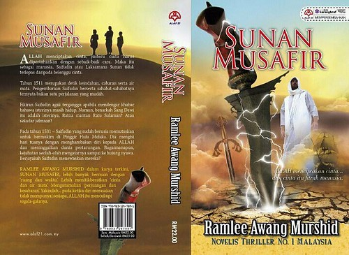 Novel Sunan Musafir
