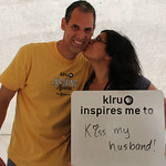 KLRU inspires me to ... kiss my husband!