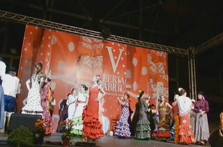 video 02 Gala Clausura Volantes de Compas V Feria Abril Las Palmas de Gran Canaria 2012