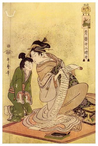 017-- Kitagawa Utamaro- Zeino.Org Meine Bibliothek
