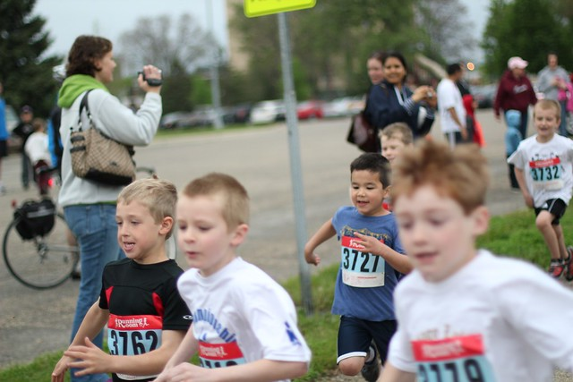 Spring Classic Melby Kids Run