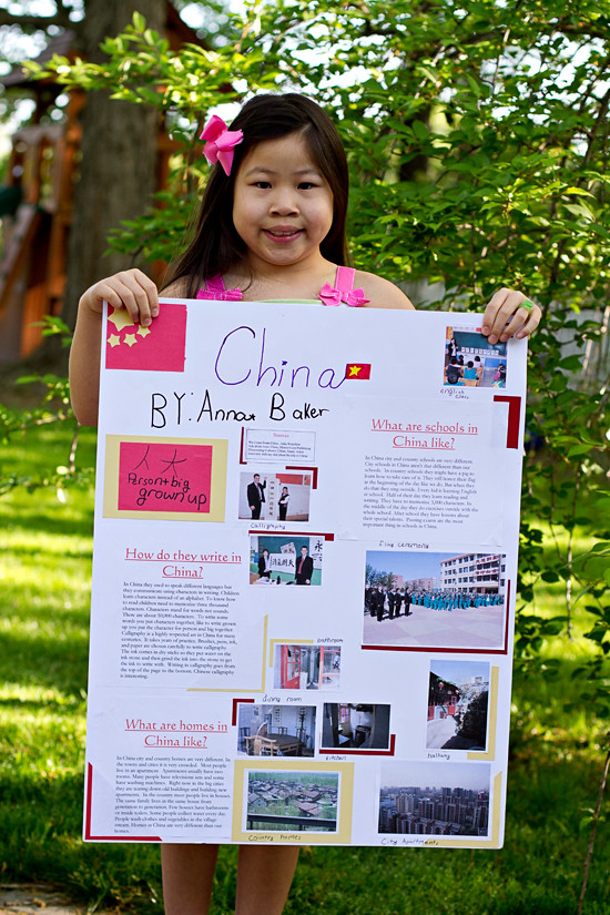 anna school project china