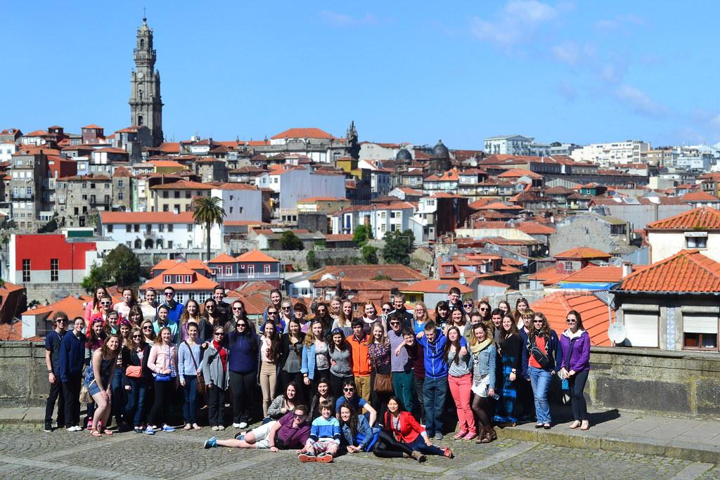 Shallaway in Porto, Portugal