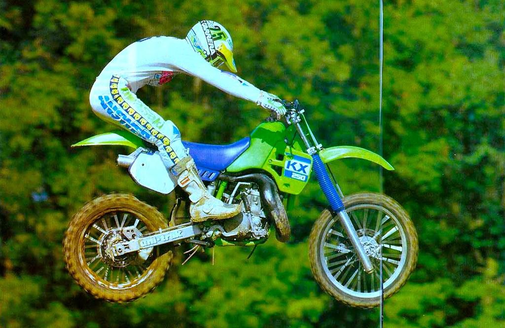 1988 Kawasaki KX250