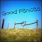 Theresa is one of those Bloggers who makes us smile every time. Thank you Good Fences