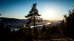 Motion Time-lapse at Drammen city 1