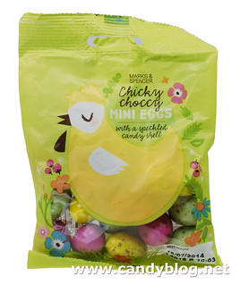 Marks & Spencer Chicky Choccy Mini Eggs