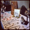 @burgheoisie with the lovely Sircles Accessories & Wanderburgher for the Northside Spring Merchant Fair