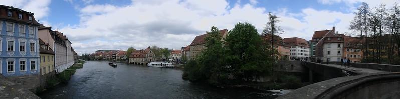 P4160156 Pano Bamberg Unesco Alemania