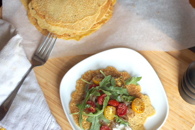 Chickpea Pancakes (2)
