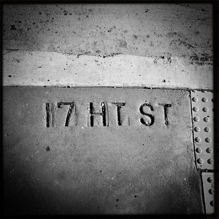"""17ht"" (17th) Street and Carolina Street"