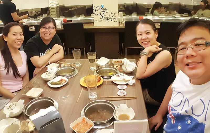 shasa shabu steamboat buffet pandah indah placesandfoods