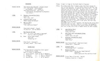 Mangere Schools Music Festival 1979