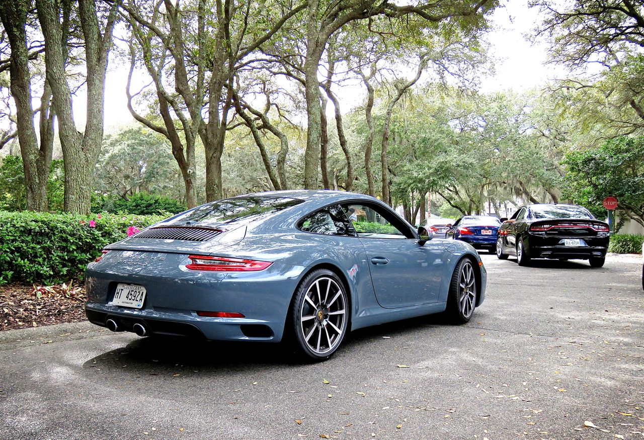 Porsche 991.2 Carrera S Turbo Review 9