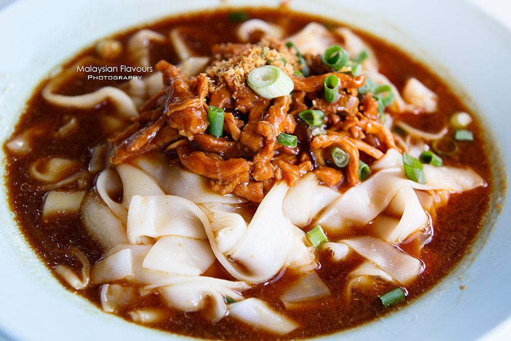 Ah Yee Curry Mee Kepong KL chee cheong fun
