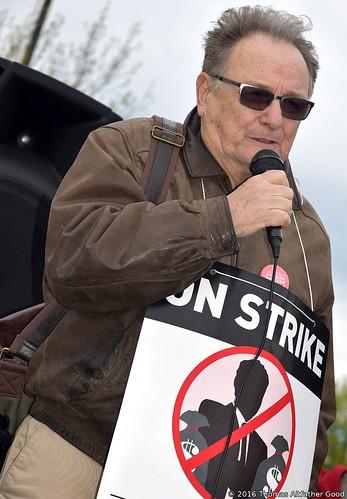 CWA on Strike (23) - Rich Florentino