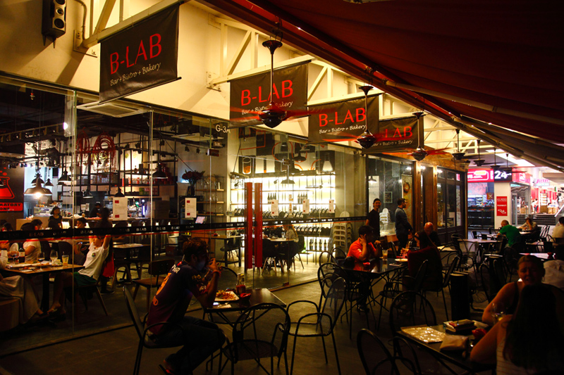 B-Lab Bar Bistro Bakery Mont Kiara