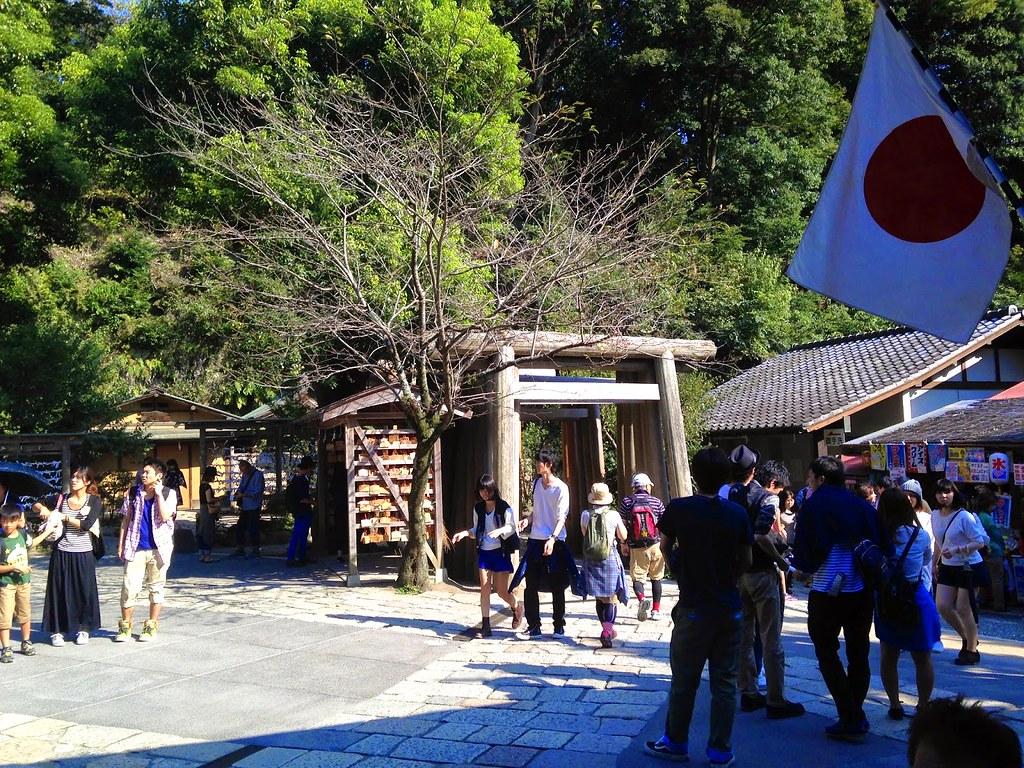 Zeniarai Benten in Kamakura