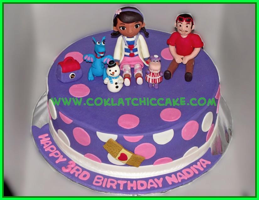 Cake DocMcstuffin