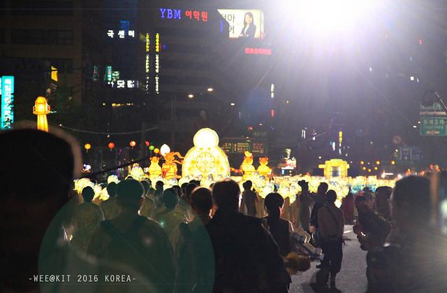 Lotus Lantern Festival 연등회