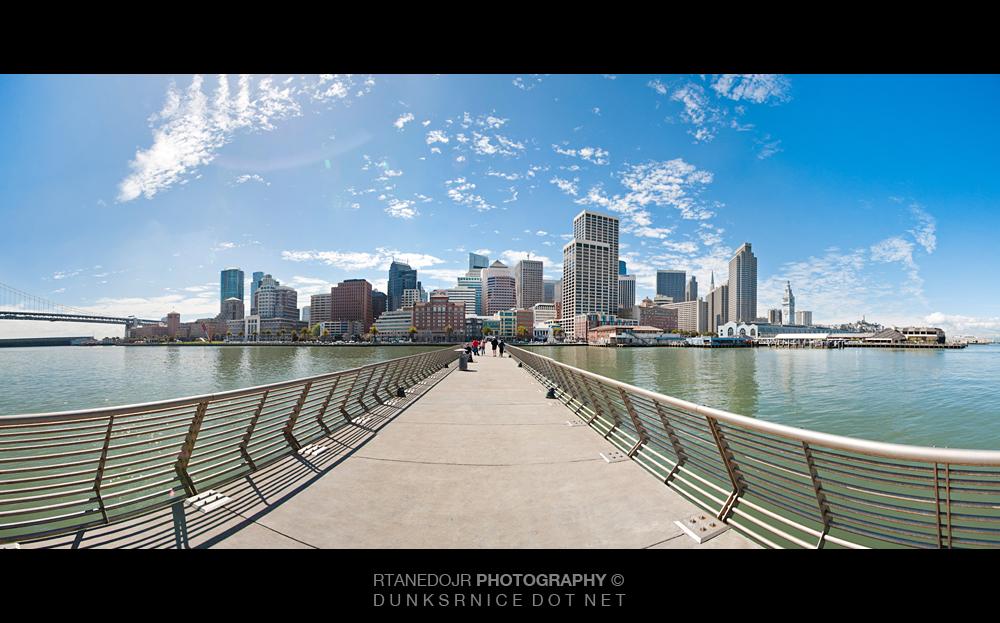 081 of 366 || Embarcadero, San Francisco Pano.