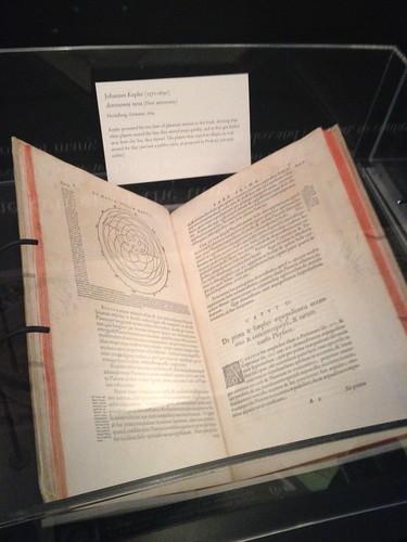 Kepler, Astonomia nova, 1609