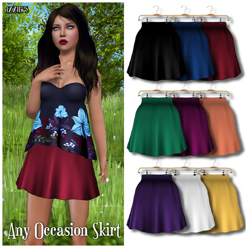 Any Occasion Skirt
