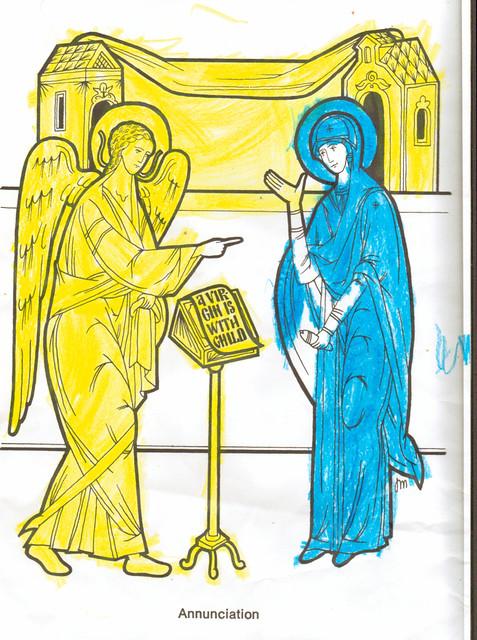 Kris Annunciation
