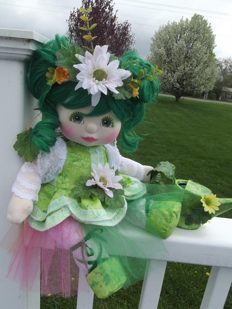 OOAK Mattel My Child Doll