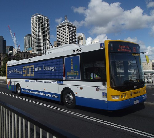 Brisbane Transport 500th Bus