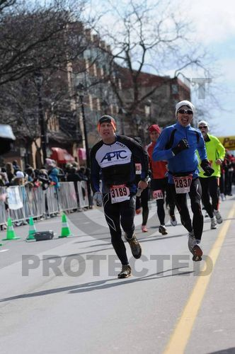 Finish line sequence #4