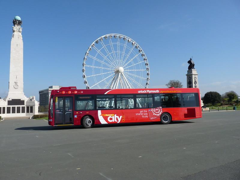 Citybus Launch