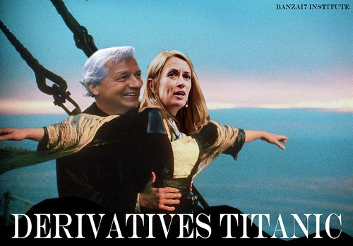 DERIVATIVES TITANIC by Colonel Flick