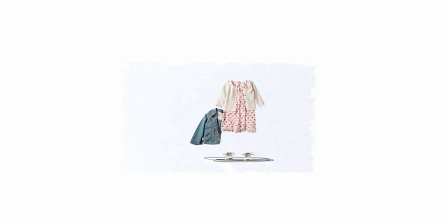 Zara Baby Lookbook for March