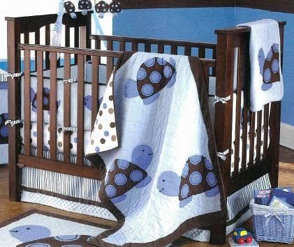 Rockland Dropside Crib