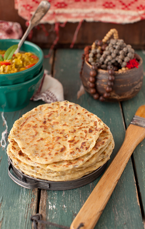 Lentils and Chapattis 2