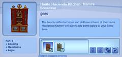 Haute Hacienda Kitchen - Mami's Bookcase