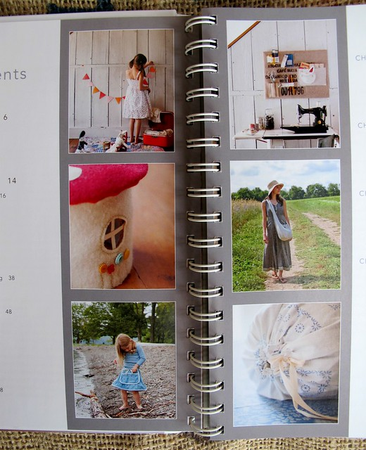 table of contents photos