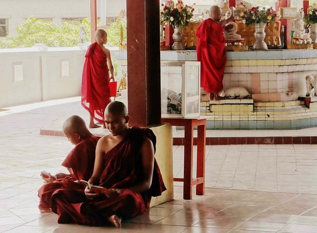 Chaukhtatgyi Temple 3