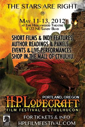 2012 HP Lovecraft Festival Portland