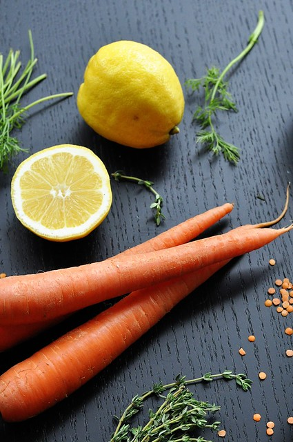 Carrots Lemon Dill
