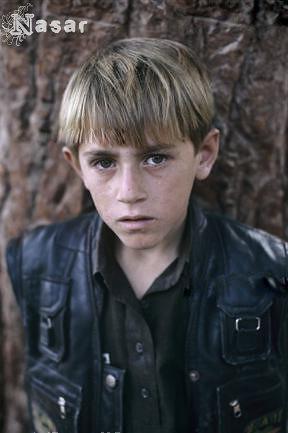 Afghan Blonde 83