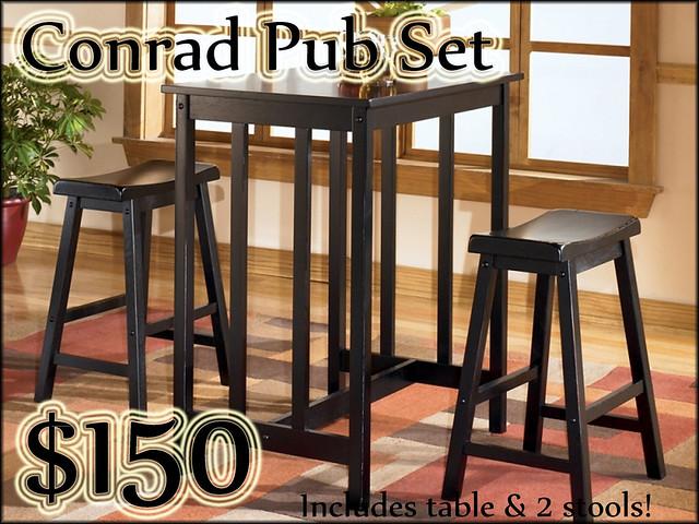 D202Conrad3pc$150