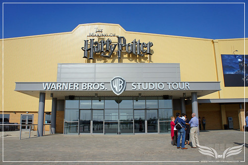 The Establishing Shot: Warner Bros. Studio Tour London – The Making of Harry Potter - Leavesden Studio by Craig Grobler