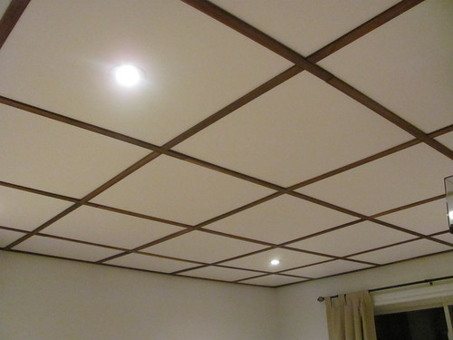 Installation climatisation gainable plafond suspendu home for Install consul
