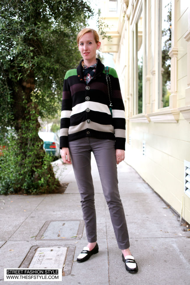 catie3 catie cuffington, dronning vintage, san francisco, street fashion style,