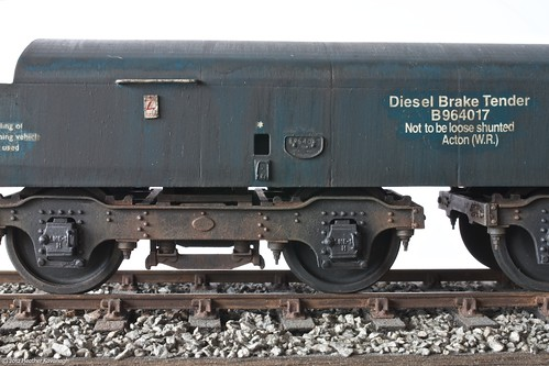 Diesel Brake Tender by Snaptophobic