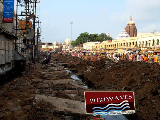 Development work ensuring Car Festival 2012
