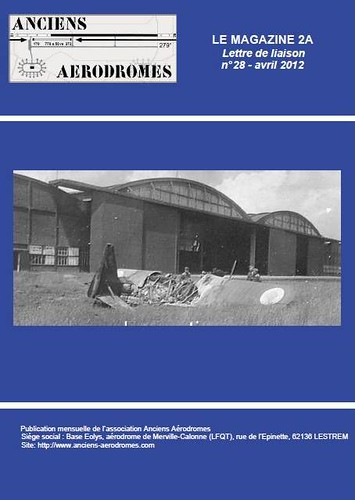 Magazine de l'association Anciens Aèrodromes 7048547619_11d8666d20